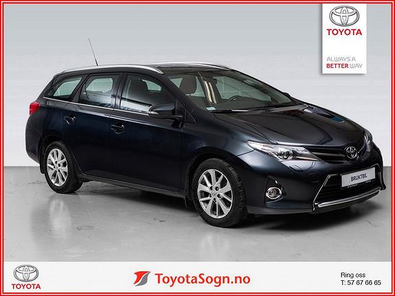Toyota Auris Touring Sports 1,4 D-4D Active  2014, 55000 km, kr 209000,-