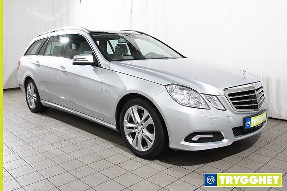 Mercedes-Benz E-Klasse E200 CDI Avantgarde aut Navi-Adapt.Cruise-Webasto-ELbakluke-hengerf-Soltak-ILS-Parktronic