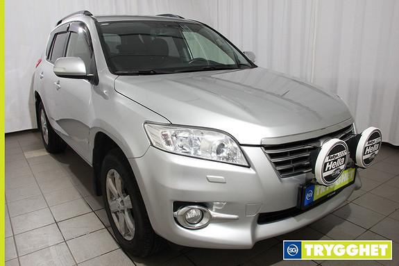 Toyota RAV4 2,2 D-4D Vanguard Executive Full servicehistorikk