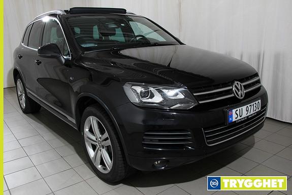 Volkswagen Touareg 3,2 V6 Tiptronic 4Motion Rline,soltak,navi,ryggekamera,el.sete memory,h.fest