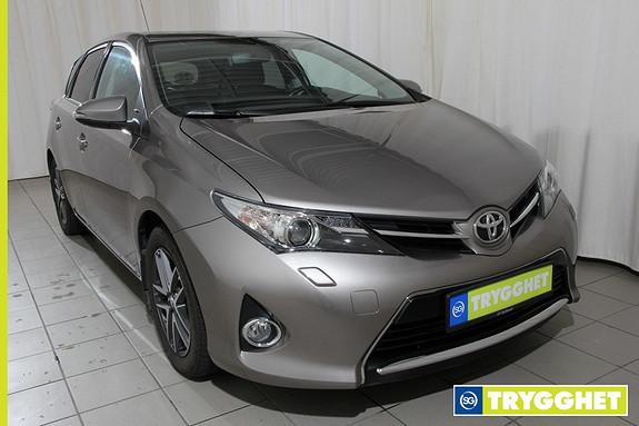 Toyota Auris 1,4 D-4D Active Diesel,navi,ryggekamera