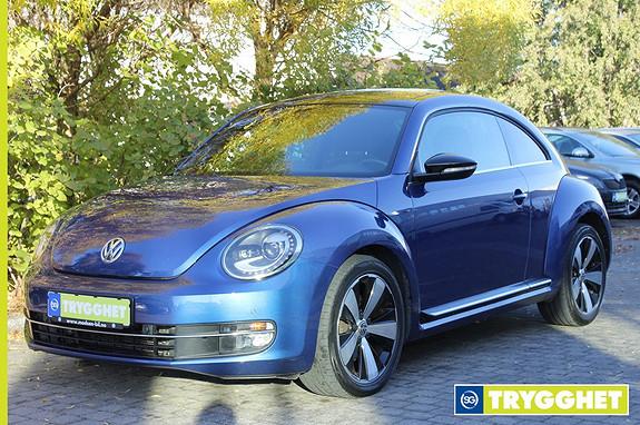 Volkswagen Beetle 1,4 TSI 160hk DSG Sport Navi, Cruise, Panoramatak, Multiratt ++
