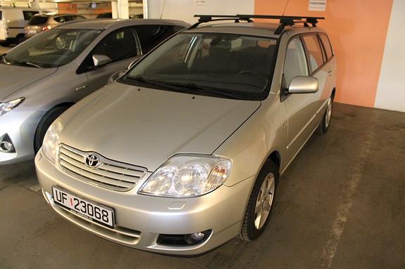 Toyota Corolla 1,4 Sol **PRAKTISK STV**LAV KM**PRISGUNSTIG**FLERE BILDER KOMMER  2004, 145000 km, kr 69000,-