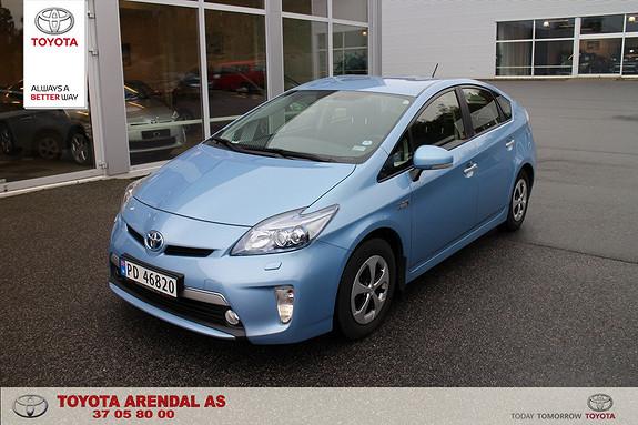 Toyota Prius 1,8 VVT-i Plug-in Hybrid Advance  2013, 40400 km, kr 219000,-