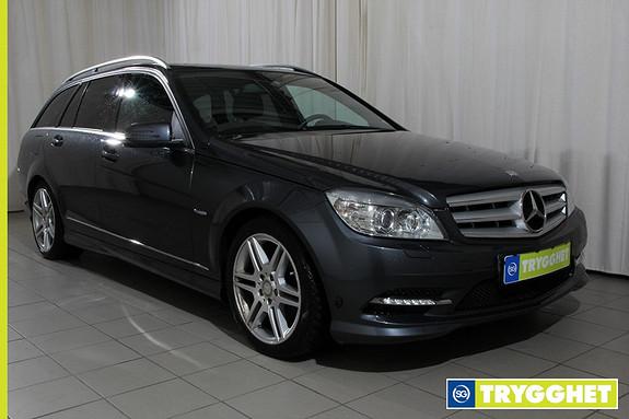 Mercedes-Benz C-Klasse C200 CDI Avantgarde aut.