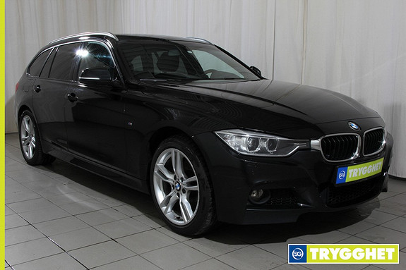 BMW 3-serie 320d xDrive 163hk Navi,bluetooth,hengerfeste,xdrive