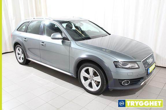 Audi A4 allroad 2.0 TDI 143 hk quattro manuell Dieselvarmer/Bluetooth/Navi/Cruise