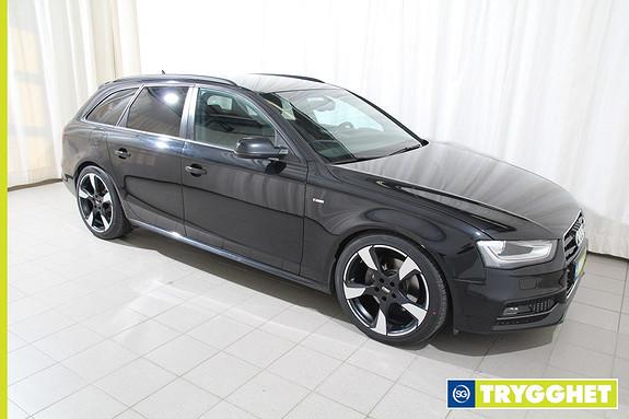 Audi A4 Avant 3,0 TDI 245hk quattro S tronic Bang Olufsen/Navi plus/S-line +++ Mye utstyr!