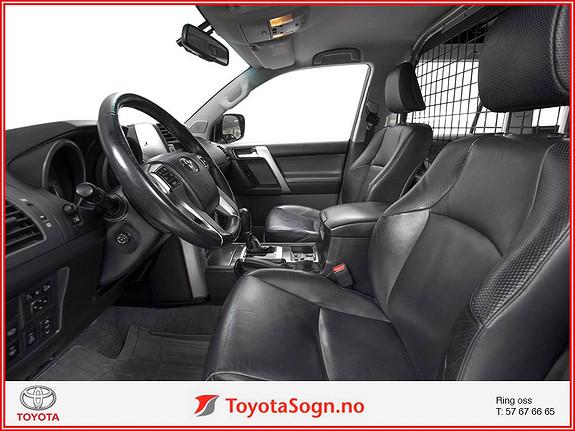 Toyota Land Cruiser LC 150 3,0 D-4D VX Aut  2011, 169802 km, kr 369000,-