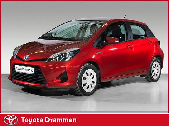 Toyota Yaris 1,5 Hybrid Active e-CVT  2014, 31100 km, kr 184000,-