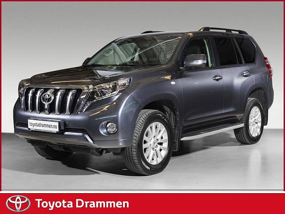 Toyota Land Cruiser 3,0 D-4D VX Aut  2014, 66550 km, kr 479000,-