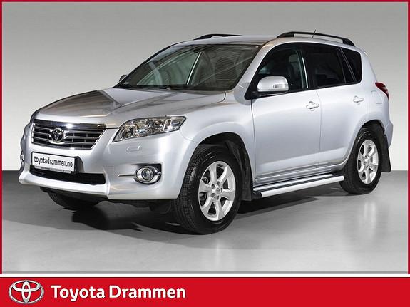 Toyota RAV4 2,0 VVT-i Vanguard Executive Multidrive S  2010, 31100 km, kr 269000,-
