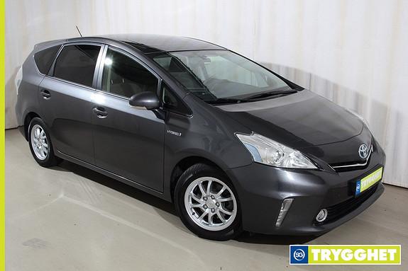 Toyota Prius+ Seven 1,8 VVT-i Hybrid Executive �n eier, velutstyrt, komplett servicehistorikk!