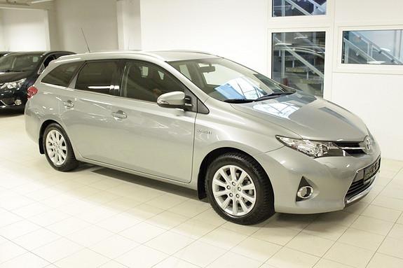 Toyota Auris 1,8 Hybrid E-CVT Active+  2014, 24612 km, kr 249000,-