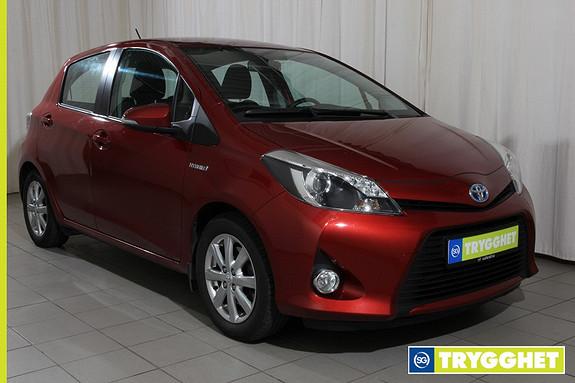Toyota Yaris 1,5 Hybrid Active S e-CVT