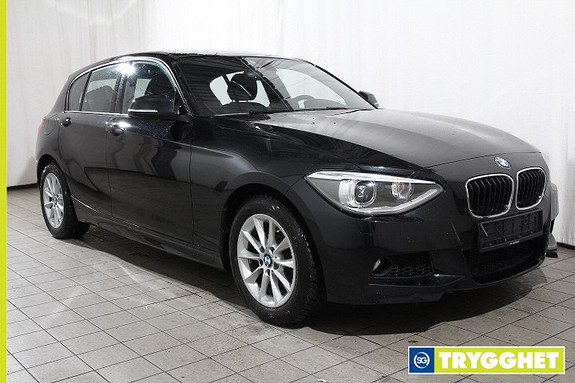 BMW 1-serie 114i 1.6 Norsk-M.Sport-DAB-aut fjernlysassistent, PDC-BiXenon-Bluetooth-Cruise etc