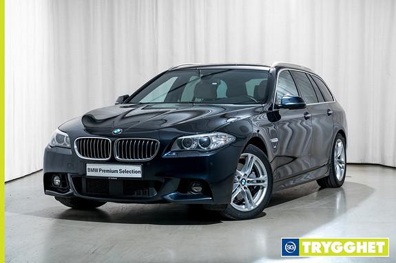 BMW 5-serie 520d xDrive Touring 163hk Automat 18