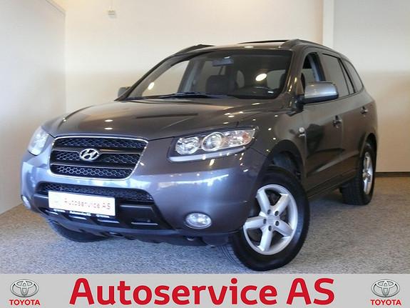 Hyundai Santa Fe 2,2 GLS CRDI 5 seter  2007, 185000 km, kr 129000,-
