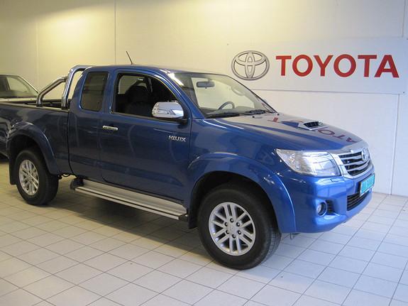 Toyota HiLux X-Cab SR  2014, 13571 km, kr 335000,-