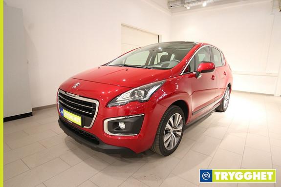 Peugeot 3008 Active 1,6 HDi 115hk