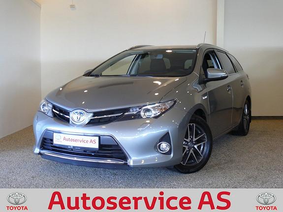 Toyota Auris Touring Sports 1,8 Hybrid Active+  2014, 43000 km, kr 239000,-