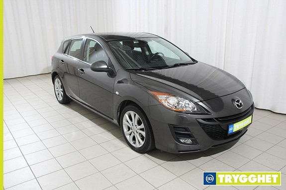 Mazda 3 1,6 D 115hk AdvancePlus 5d�rs