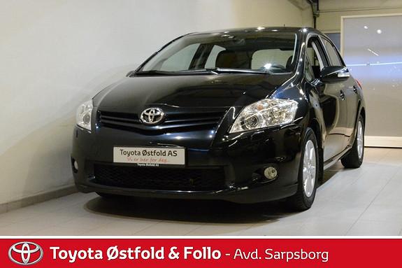 Toyota Auris 1,4 D-4D Active  2011, 46200 km, kr 142000,-