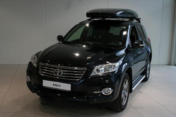 Toyota RAV4 2.2 Executive  2012, 112888 km, kr 279000,-