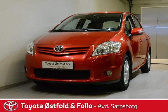 Toyota Auris 1,33 Dual VVT-i  Silver-Edition , TILHENGERFESTE,  2012, 55600 km, kr 155000,-