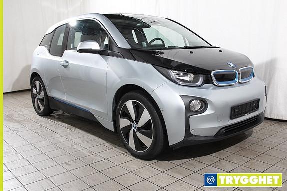 BMW i3 170hk  Skinn-Navi-DAB-active cruisecontrol-Park.assist-HiFi-LED-Ryggekamera etc