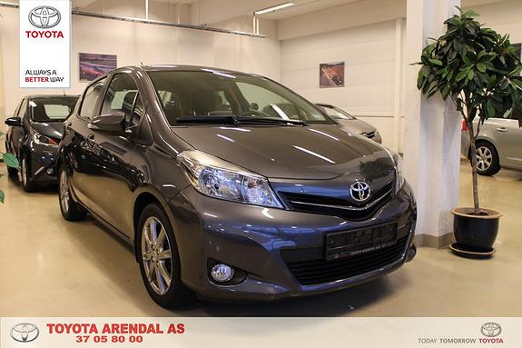 Toyota Yaris 1,33 Active Multidrive S Strøken bil med h feste ,auromat, navi og  lav km.  2013, 28000 km, kr 159000,-