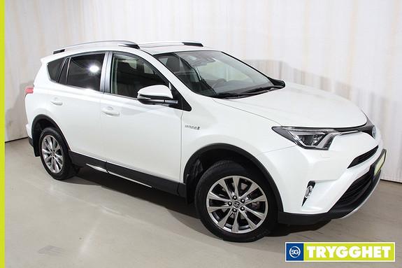 Toyota RAV4 Hybrid 4WD Executive