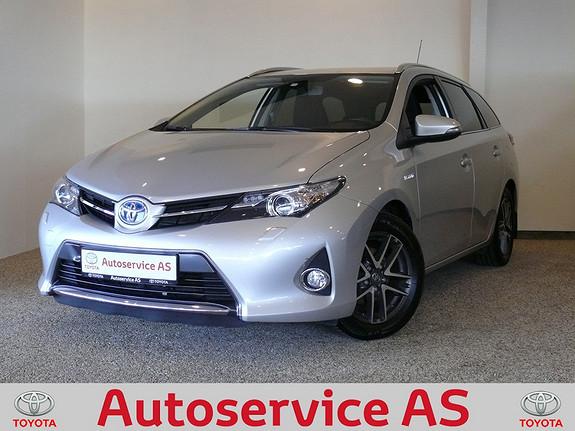 Toyota Auris Touring Sports 1,8 Hybrid Active+  2014, 38000 km, kr 239000,-