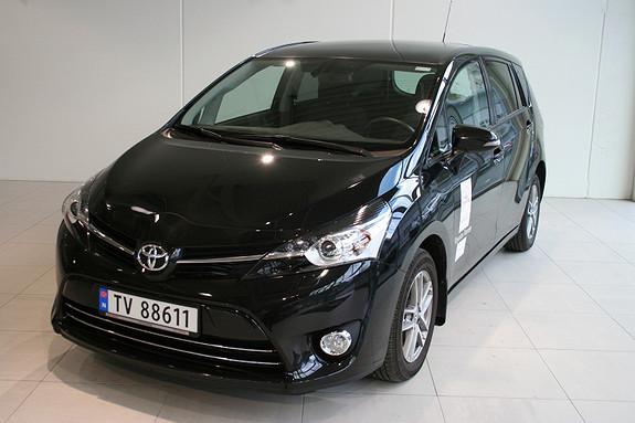 Toyota Verso 1.6D-4D 7-seter Active+  2015, 8315 km, kr 299000,-