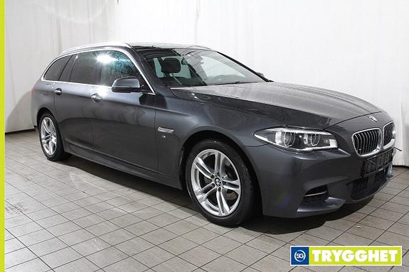 BMW 5-serie 520d xDrive Edition Touring aut -4 sone klima- Norsk-M.Sport-Ad.Cruise-Ad.LED-Navi-Skinn-HeadUp-DAB-Oppv.baksete/ratt-dieselv
