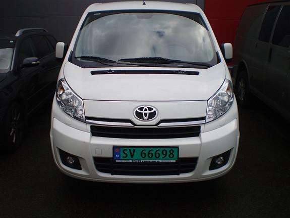 Toyota Proace Lang 122 hk  2015, 10800 km, kr 251948,-