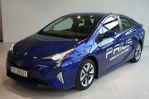 Toyota Prius 1.8 Hybrid Executive  2016, 5277 km, kr 319000,-