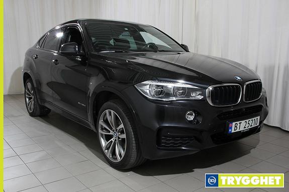 BMW X6 xDrive30d (211hk) M Sport,hengerfeste,navi,ryggekamera,LED hoved og t�kelys,headup.