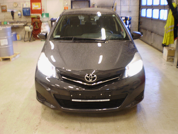 Toyota Yaris Aktiv  2013, 54000 km, kr 149895,-