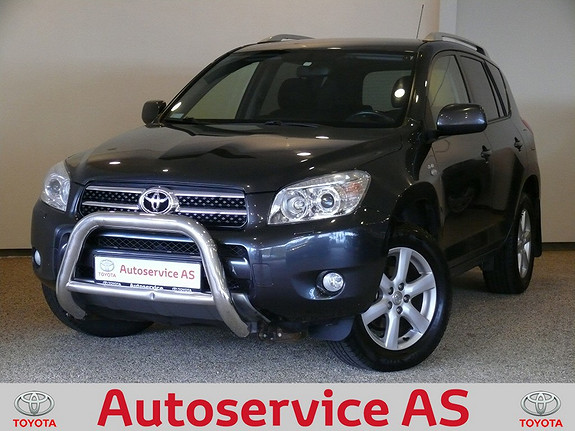 Toyota RAV4 2,2 D-4D 136hk DPF Cross Sport  2008, 119000 km, kr 189000,-