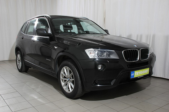 BMW X3 xDrive20d (163hk) Automat Ny i Norge,Bilen selges for kunde