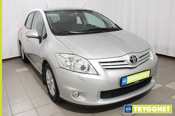 Toyota Auris 1,4 D-4D (DPF) Advance Full servicehistorikk