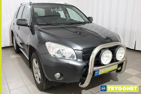 Toyota RAV4 2,2 D-4D 136hk DPF Sport En eier