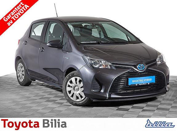 Toyota Yaris 1,5 Hybrid Active e-CVT  2015, 49180 km, kr 189900,-