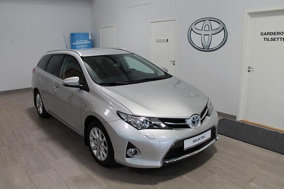 Toyota Auris Touring Sports 1,8 Hybrid Active+ **NYBILGARANTI**RYGGEKAMERA**VELHOLDT**PRISGUNST  2015, 19200 km, kr 239000,-