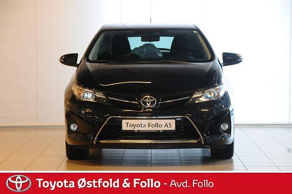 Toyota Auris 1,6 Valvematic Style motor- og kupévarmer  2013, 21316 km, kr 199000,-