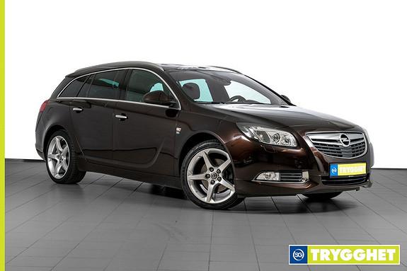 Opel Insignia 2,0 CDTi 195hk Bi-Turbo AWD Aut Cosmo ADAPTIV CRUISE-FULL OPC-NAVI-HENGERFESTE+++