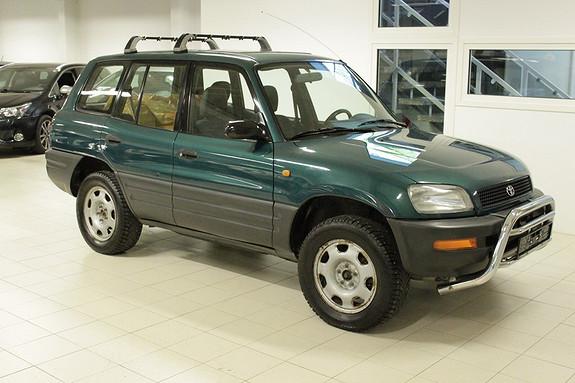 Toyota RAV4 2,0 4wd 5-dørs  1996, 308000 km, kr 19000,-
