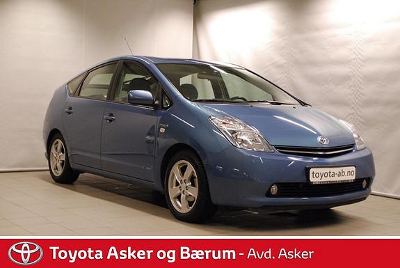 Toyota Prius 1,5 Executive m/navi RENTEKAMPANJE 2,95% 1 Eier.  2008, 121500 km, kr 89000,-
