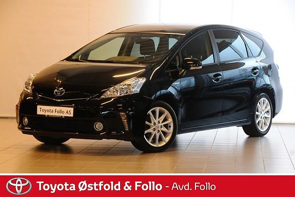 Toyota Prius+ Seven 1,8 VVT-i Hybrid Premium  2012, 71107 km, kr 269000,-